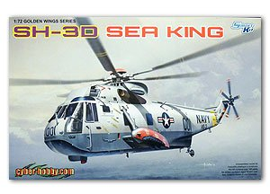US Navy Sea King SH-3D  (Vista 1)