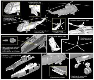 US Navy Sea King SH-3D  (Vista 2)
