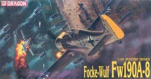 Focke-Wulf Fw190a-8  (Vista 1)