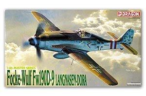 Fock-Wulf Fw190D-9 Langnasen-Dora  (Vista 1)