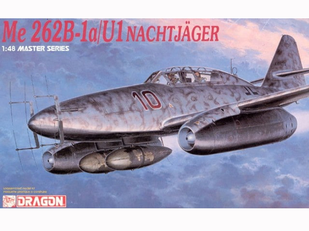 Me262B-1a/U-1 Nachtjager  (Vista 1)