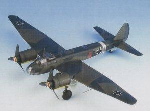 Junkers Ju.88A-4 Schnell-Bomber  (Vista 2)