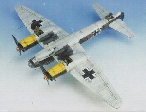 Junkers Ju.88A-4 Schnell-Bomber  (Vista 3)
