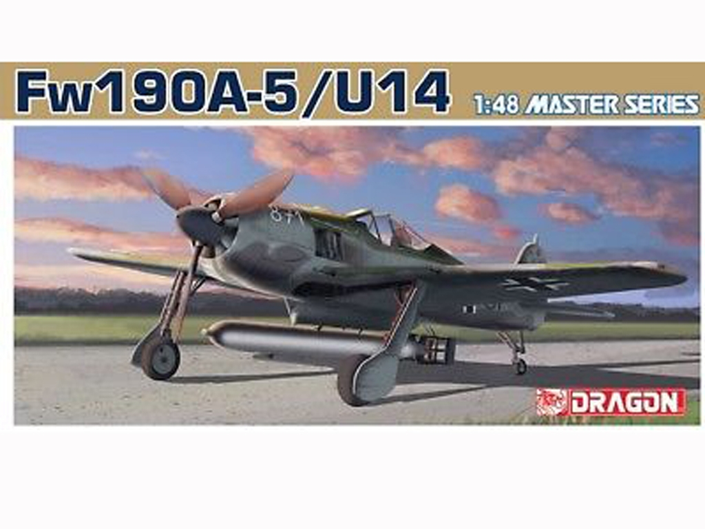 Fw190A5/U-14  (Vista 1)
