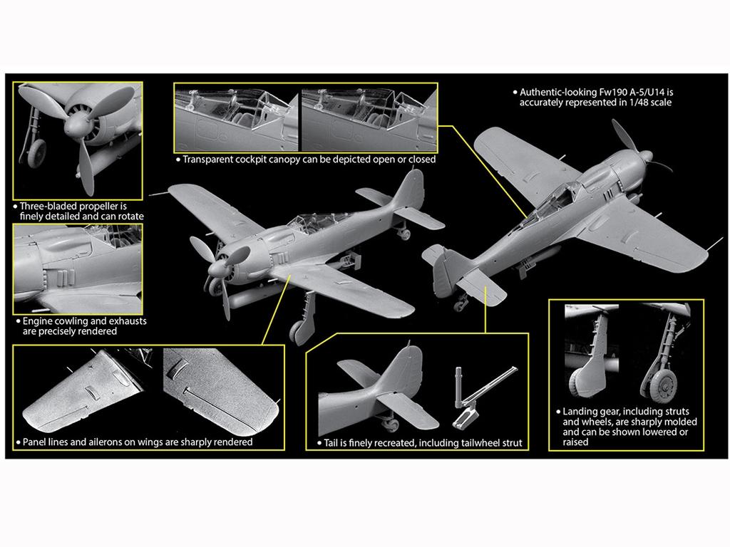 Fw190A5/U-14  (Vista 2)