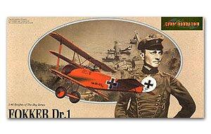 Fokker Dr.1 Red Baron  (Vista 1)