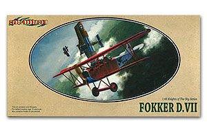 Fokker D.VII  (Vista 1)
