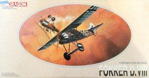 Fokker D.VIII  (Vista 1)