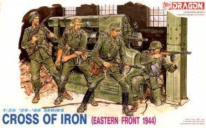 Alemanes Frente del Este 1944  (Vista 1)