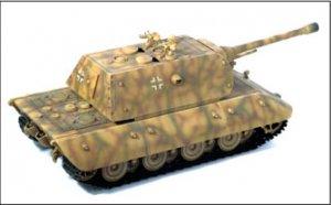 E-100 Heavy Tank Nachtjager  (Vista 2)
