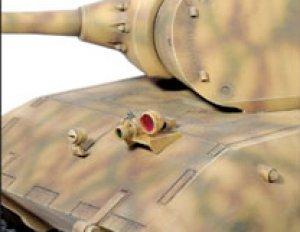 E-100 Heavy Tank Nachtjager  (Vista 3)