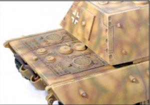 E-100 Heavy Tank Nachtjager  (Vista 5)