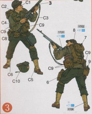Rangers USA en Normandía 1944  (Vista 4)