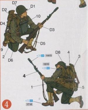 Rangers USA en Normandía 1944  (Vista 5)