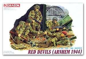 Paracaidistas Británicos Red devils  Ar  (Vista 1)