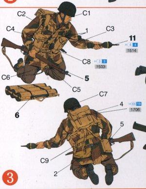 Paracaidistas Británicos Red devils  Ar  (Vista 4)