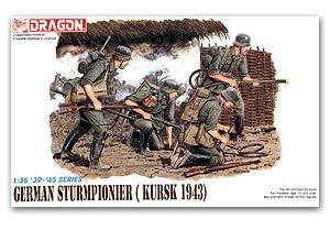 Zapadores Alemanes Kursk 1943   (Vista 1)