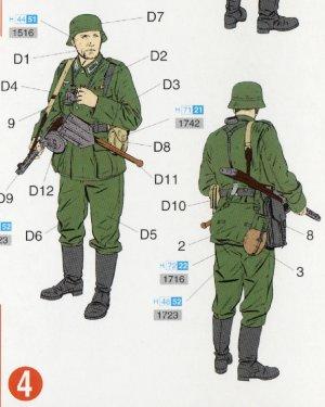 Zapadores Alemanes Kursk 1943   (Vista 2)