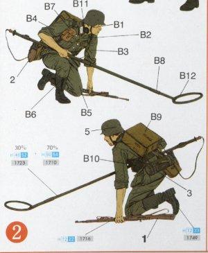Zapadores Alemanes Kursk 1943   (Vista 4)