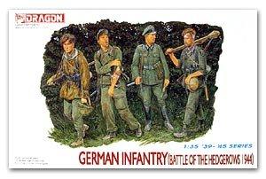 Infantería Alemana Hedgerrows 1944  (Vista 1)