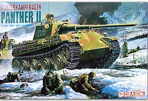 Panzerkampfwagen Panther II  (Vista 1)