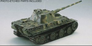 Panzerkampfwagen Panther II  (Vista 3)