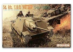 Sd.Kfz.138/2 Hetzer early version - Ref.: DRAG-6030