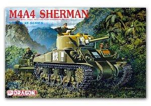 M4A4 Sherman - Ref.: DRAG-6035