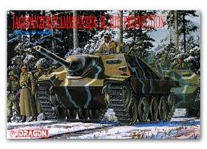 Sd.Kfz 138/2 Hetzer Flamepanzer - Ref.: DRAG-6037