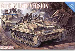 StuG IV Late Version - Ref.: DRAG-6043