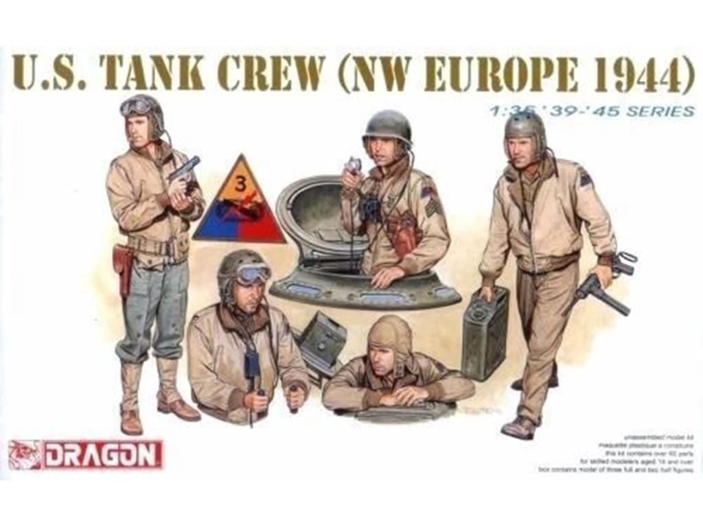US Tank Crew Europe '44  (Vista 1)