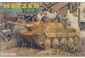 Hetzer Commando Version - Ref.: DRAG-6060