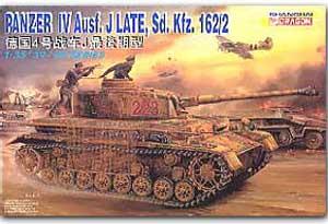 Panzer IV Ausf. J Late - Ref.: DRAG-6080