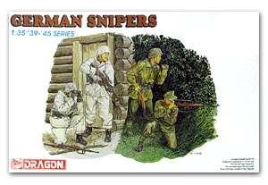 Francotiradores Alemanes - Ref.: DRAG-6093