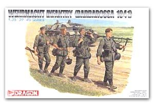 Infantería Wehrmacht Barbarossa 1941   (Vista 1)