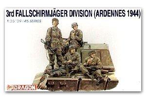 Paracaidistas Alemanes 3º Division  (Vista 1)
