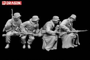 Paracaidistas Alemanes 3º Division  (Vista 2)