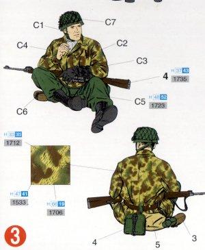 Paracaidistas Alemanes 3º Division  (Vista 5)