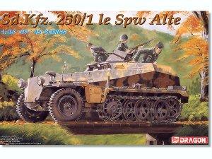 Sd.Kfz.250/1 le Spw Alte  (Vista 1)