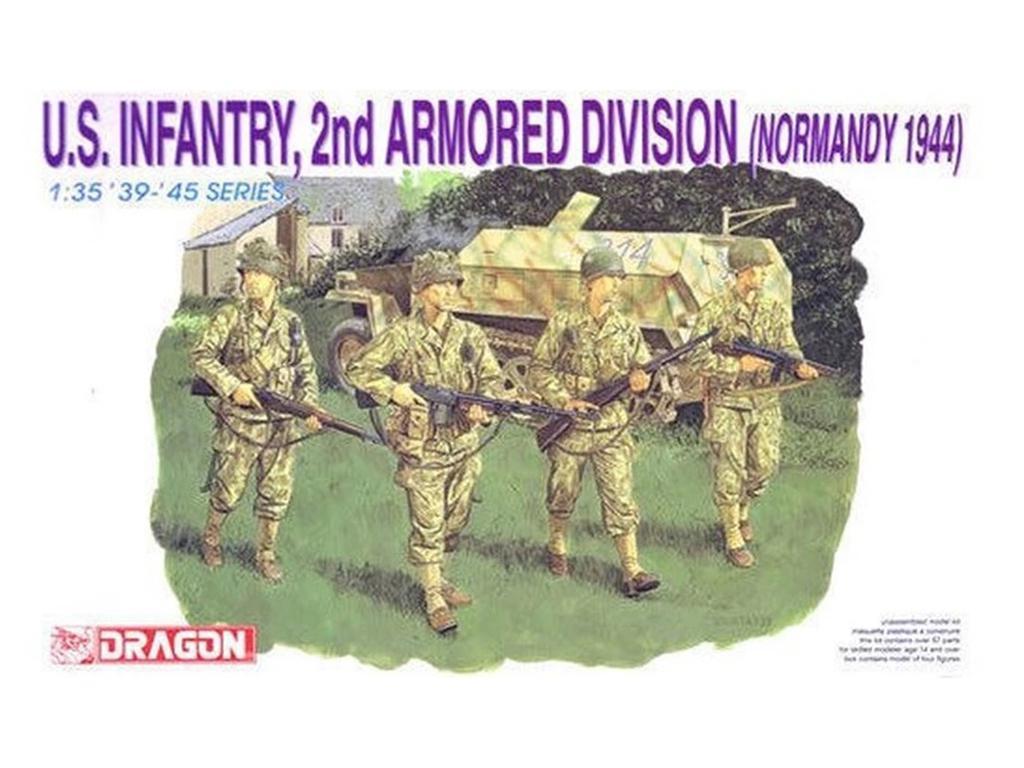 División 2ª infanteria blindada U.S.  (Vista 1)