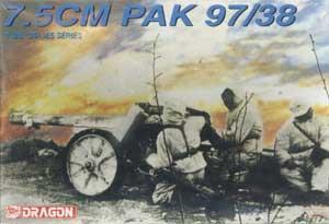 7.5 CM. PAK 97/38 - Ref.: DRAG-6123