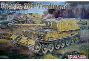 Sd.Kfz.184 Ferdinand - Ref.: DRAG-6133