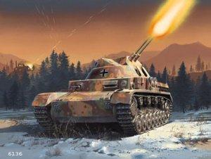 Flakpanzer IV Kubelblitz - Ref.: DRAG-6136