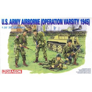 U.S. Army Airborne Operation Varsity 194  (Vista 1)