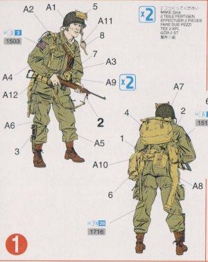 U.S. Army Airborne Operation Varsity 194  (Vista 2)