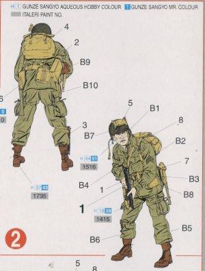 U.S. Army Airborne Operation Varsity 194  (Vista 3)