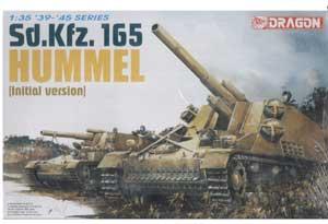 Sd.Kfz. 165 Hummel Early Version - Ref.: DRAG-6150
