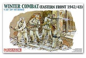 Infantería Alemana invierno  (Vista 1)