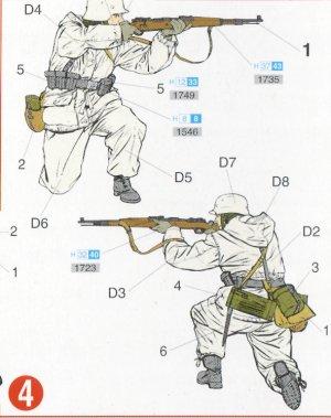 Infantería Alemana invierno  (Vista 5)