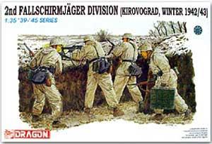 Paracaidistas Alemanes 2ª división Kirov  (Vista 1)